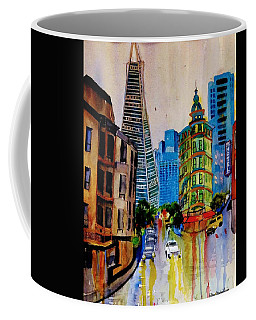 North Beach S.f. Coffee Mug