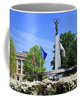 North Carolina Veterans Monument Coffee Mug
