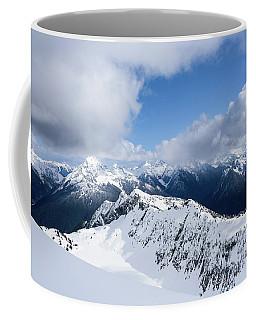 North Cascade Mountains Coffee Mug