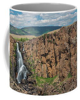 North Clear Creek Falls, Creede, Colorado 2 Coffee Mug