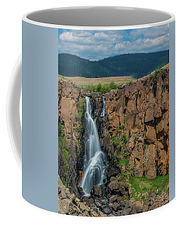 North Clear Creek Falls, Creede, Colorado Coffee Mug