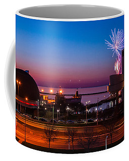 North Coast Harbor Coffee Mug