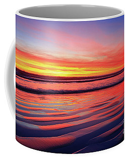 North County Sand Ripples Coffee Mug