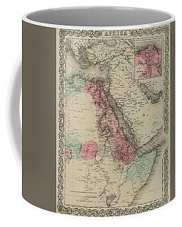 North Eastern Africa Coffee Mug