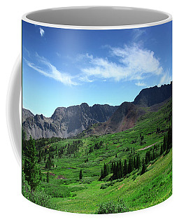 North Fork Lake Coffee Mug