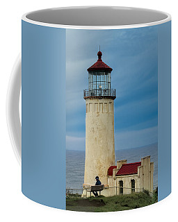 North Head Lighthouse Coffee Mug