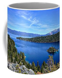 North Lake Tahoe Coffee Mug