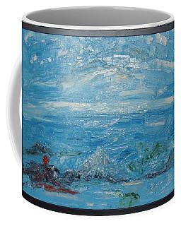 North Landscape Coffee Mug