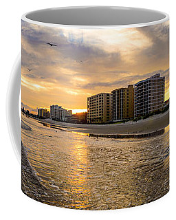 North Myrtle Beach Sunset Coffee Mug