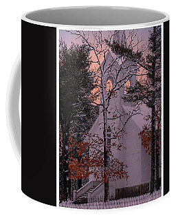 Coffee Mug featuring the photograph North New Hope In Winter by Trey Foerster