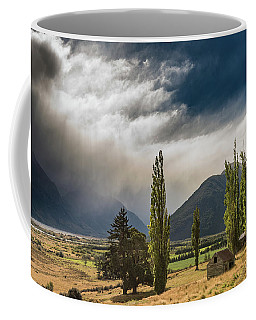 Coffee Mug featuring the photograph North Of Glenorchy by Gary Eason