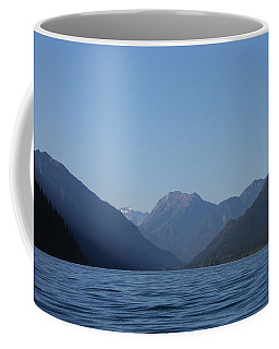 North On Duncan Coffee Mug by Cathie Douglas