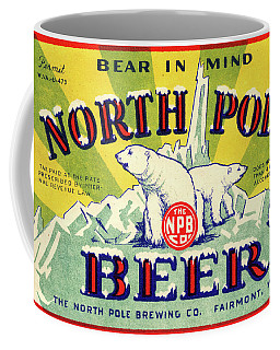 North Pole Beer Coffee Mug