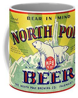 North Pole Beer Coffee Mug