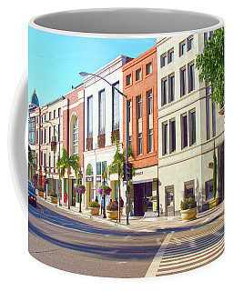 North Rodeo Drive Coffee Mug