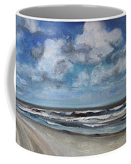 North Sea Scape Coffee Mug