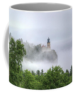 North Shore Beacon - Split Rock Lighthouse Coffee Mug