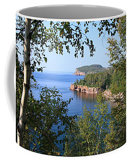 North Shore Lake Superior Coffee Mug