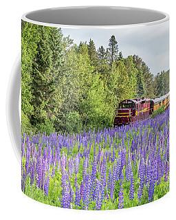 North Shore Scenic Railroad Coffee Mug
