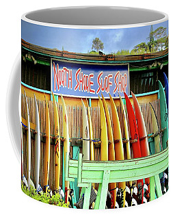 North Shore Surf Shop 1 Coffee Mug
