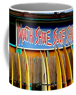 North Shore Surf Shop 2 Coffee Mug