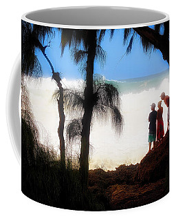 North Shore Wave Spotting Coffee Mug