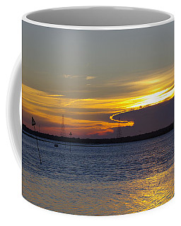 North Wildwood Sunset Coffee Mug
