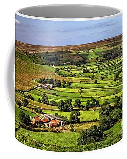North York Moors Countryside Coffee Mug