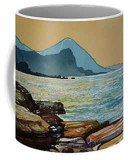 Northeast Coast Of Taiwan Coffee Mug