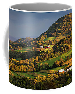 Northeast Kingdom Early Autumn Coffee Mug