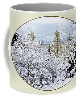 northeast USA photography button Coffee Mug