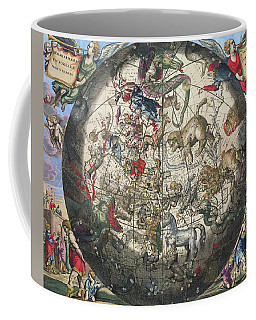 Northern Boreal Hemisphere Coffee Mug