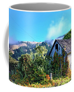 Northern California Cottage Coffee Mug