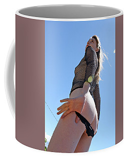 Northern California Is Fine Fine - You Cannot Stop Creation 2010 Coffee Mug