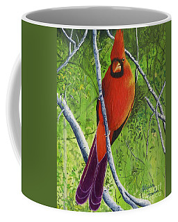 Northern Cardinal 1 Coffee Mug