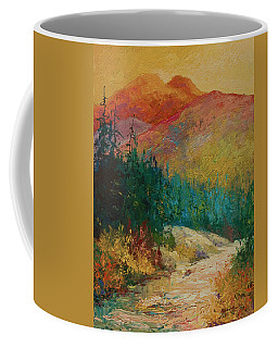 Northern Essence  Coffee Mug