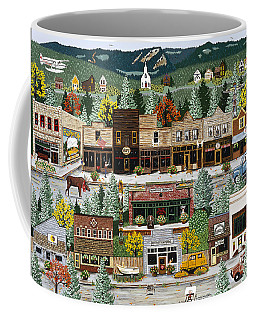 Northern Exposure Coffee Mug