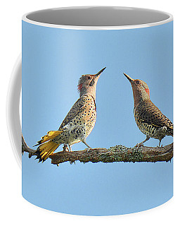 Northern Flickers Coffee Mug