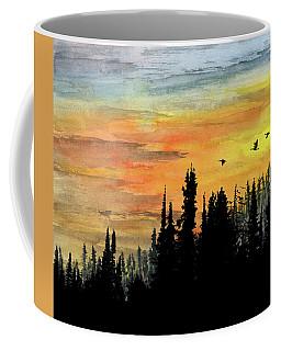 Northern Gold Coffee Mug by R Kyllo