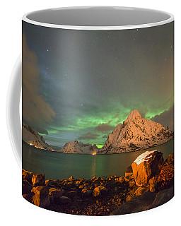 Spectacular Night In Lofoten 3 Coffee Mug