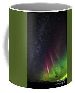 Northern Lights 12 Coffee Mug