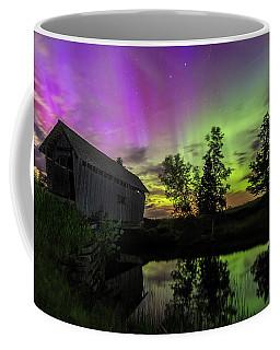 Northern Lights Reflection Coffee Mug
