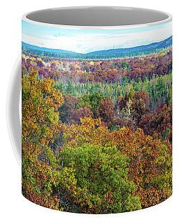 Northern Michigan Fall Coffee Mug