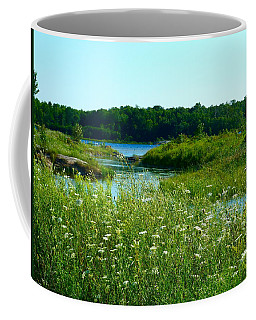 Coffee Mug featuring the photograph Northern Ontario 1 by Claire Bull