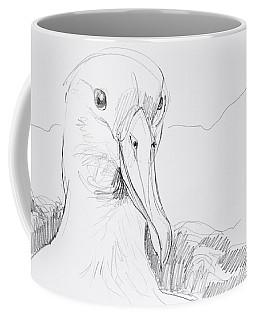 Northern Royal Albatross Coffee Mug