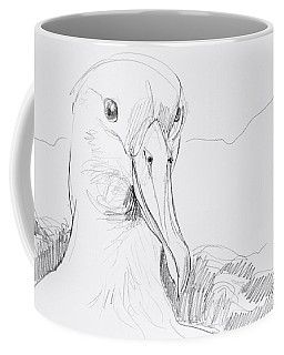 Northern Royal Albatross Coffee Mug