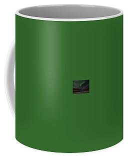 Coffee Mug featuring the photograph Northern Yukon Lights 1 by Phyllis Spoor
