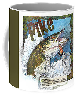 Northerrn Pike Coffee Mug