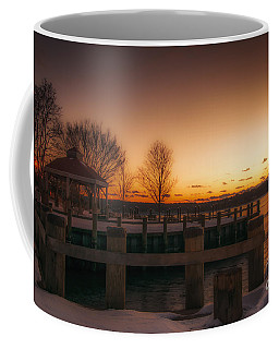 Northport Sunset Coffee Mug
