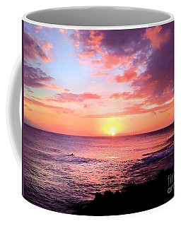 Northshore Sunset Coffee Mug